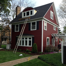 Grand Blanc Exterior Painting
